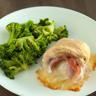 Chicken Cordon Bleu - Low Carb.