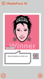 iMadeFace - screenshot thumbnail