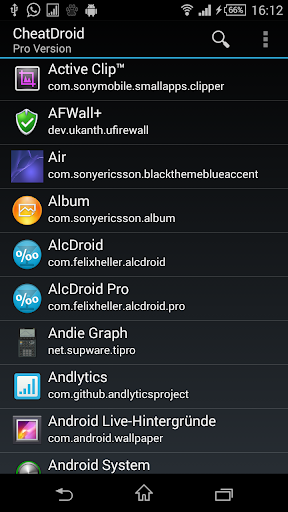 Cheat Droid ★ root only