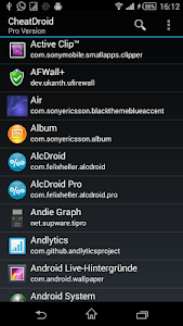 Cheat Droid ★ root only v2.1