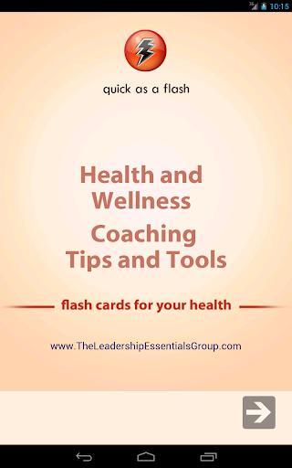 Health Wellness Tips Tools