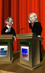 Abbott VS Rudd- screenshot thumbnail