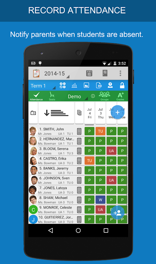 Teacher Aide 2 (Free) - screenshot
