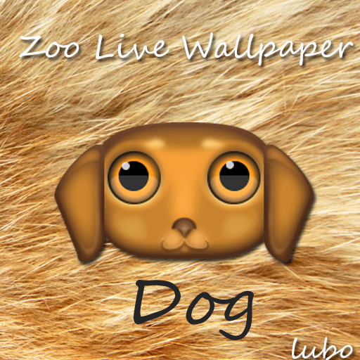 Zoo Live Wallpaper - Dog LOGO-APP點子