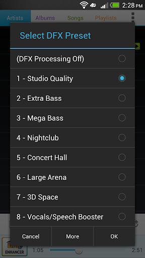 DFX Music Player Enhancer Pro|玩音樂App免費|玩APPs