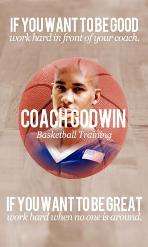 Coach Godwin Basketball - screenshot