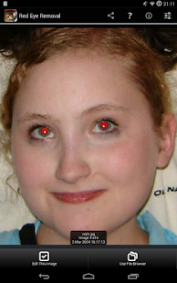 Red Eye Removal - screenshot thumbnail