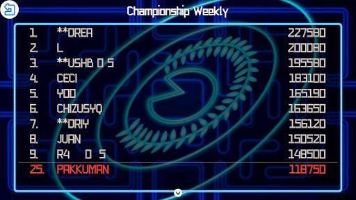 PAC-MAN Championship Ed. Demo