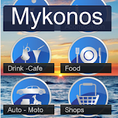 Mykonos Blue Guides