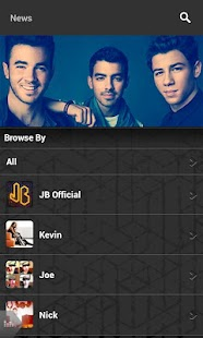 Jonas Brothers - screenshot thumbnail