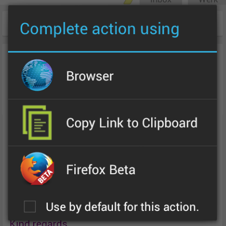 Copy Link to Clipboard- screenshot