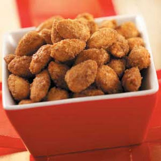 Holiday Almonds.