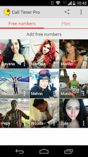 Call Timer - Data Usage- screenshot thumbnail