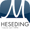 Heseding Friseure icon