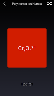 Chem Pro: Chemistry Tutor - screenshot thumbnail