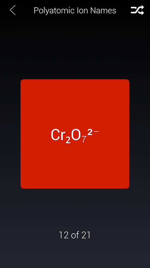Chem Pro: Chemistry Tutor - screenshot