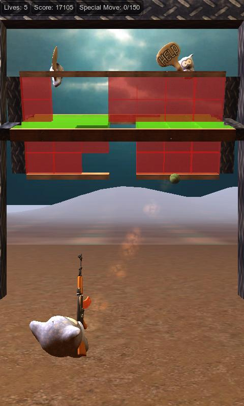Crazy Bricks 3D - screenshot