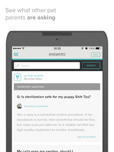 PetCoach - Ask a vet for free- screenshot thumbnail