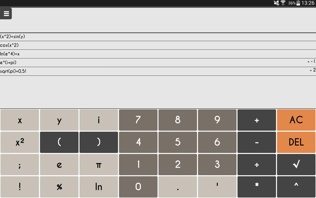 BisMag Calculator 3D screenshot #9