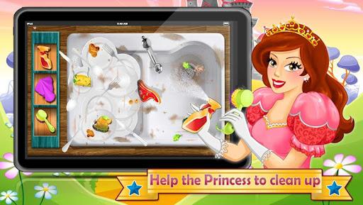 公主廚房洗