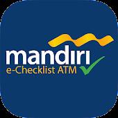 e-Checklist ATM Mandiri Wil 1