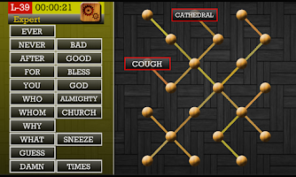 Screenshot of Next Word - Word Association