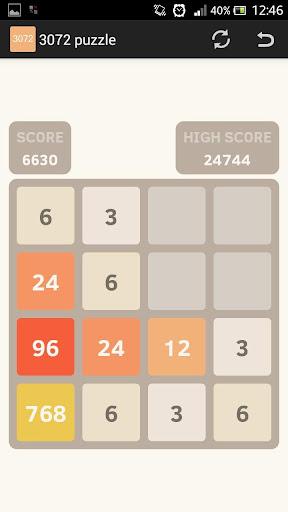 3072 puzzle