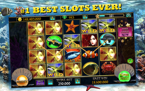 Ocean Slots ™ - Slot Machine