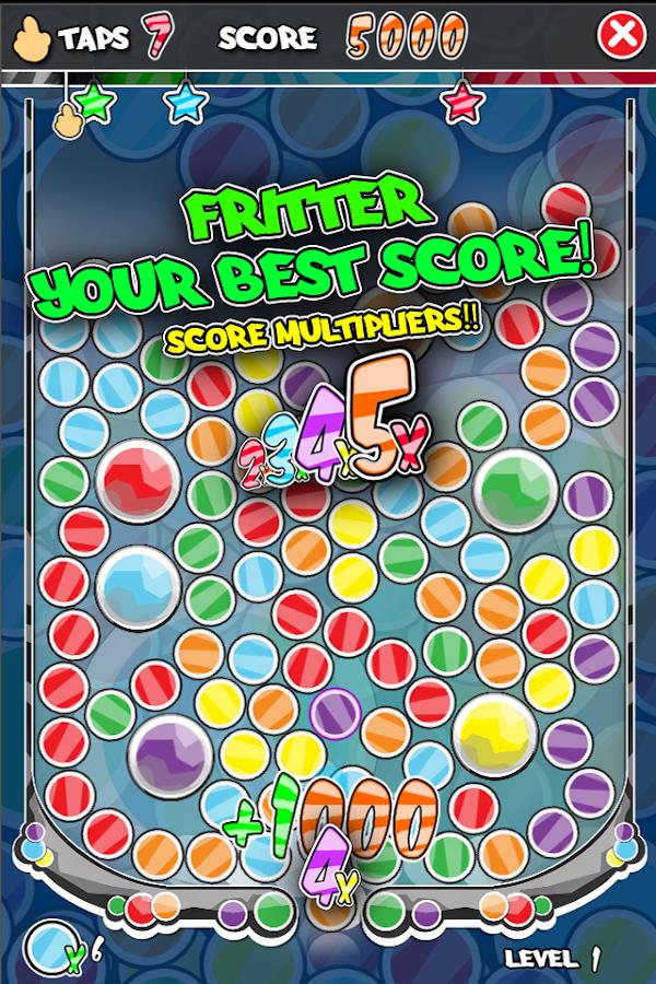 Fritter - screenshot