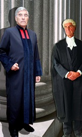 New Judge Gown