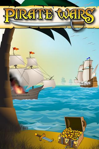 Pirate Wars- screenshot