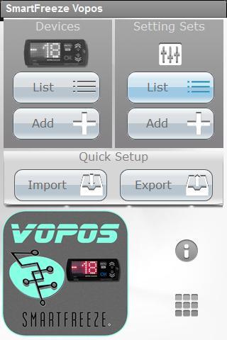 SmartFreeze Vopos