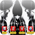 Musical Skull [SQTheme] ADW logo