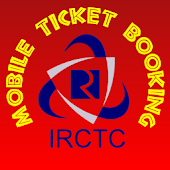 IRCTC Mobile Ticket Booking