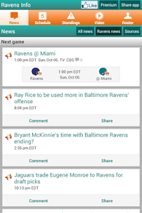 Baltimore Football - screenshot thumbnail