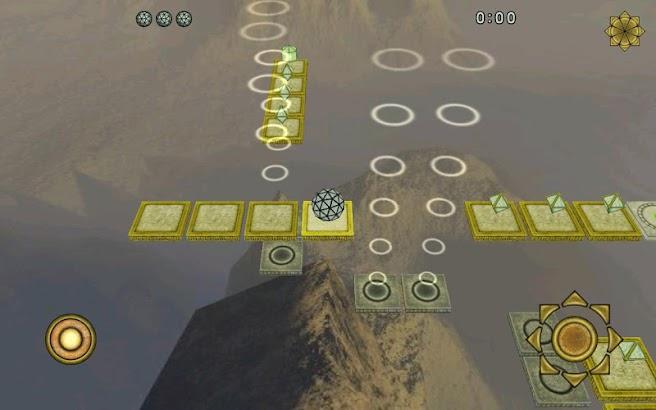 Sky Maze 3D Free screenshot