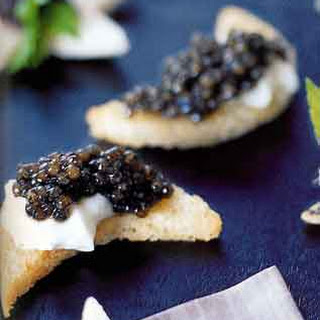 Caviar Moons Recipe