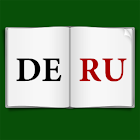 German-Russian dictionary icon