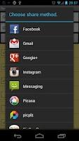 Screenshot of Social Network Violation