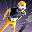 Vikersund Skiflyging logo