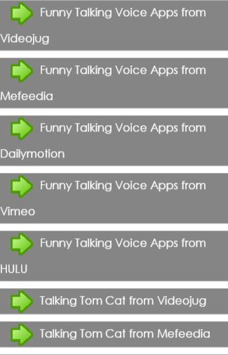 Funny Talking Voice Apps