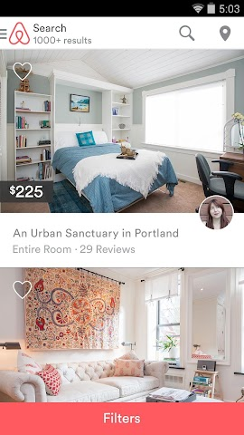 android Airbnb Screenshot 10
