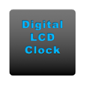 Digital LCD Clock – Free logo