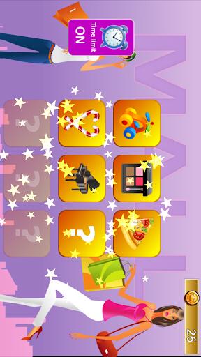 Shopping Mem Kids game Ad Free