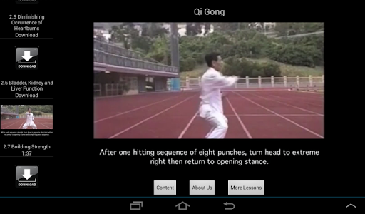 Easy Qi Gong Chinese Exercise