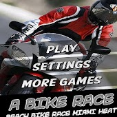 TOP MIAMI HEAT BIKE RACING