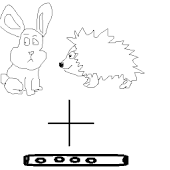 Easy Rabbit + Hedgehog Whistle