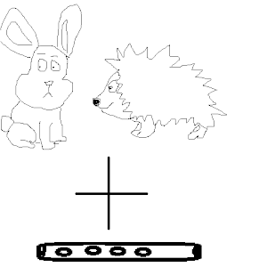 Easy Rabbit + Hedgehog Whistle for Android