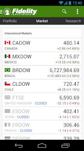 Fidelity Investments - screenshot thumbnail