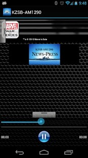 KZSB-AM1290 - screenshot thumbnail